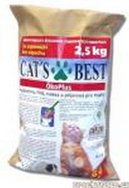Cats Best Öko Plus 2,5 kg